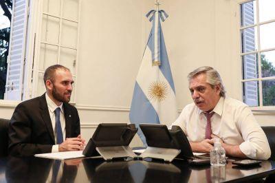 Alberto Fernández y la intimidad del acuerdo por la deuda: mensaje de madrugada, arenga al gabinete y un prudente clima de satisfacción