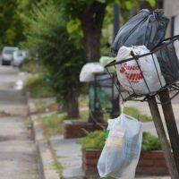 Ponen en marcha un nuevo servicio de recolección de residuos reciclable