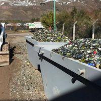 Reciclado en San Martín de los Andes: retiraron más de 30 mil kilos de vidrio