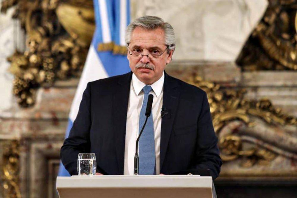 Tras el acuerdo por la deuda, Fernández detalló los objetivos de su gestión y cinco pasos para lograrlos