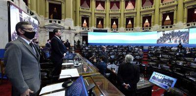 Diputados convirtió en ley el proyecto de reestructuración de la deuda bajo legislación argentina