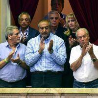 La conducción de la CGT saludó la reestructuración de la deuda y ahora pide paritarias