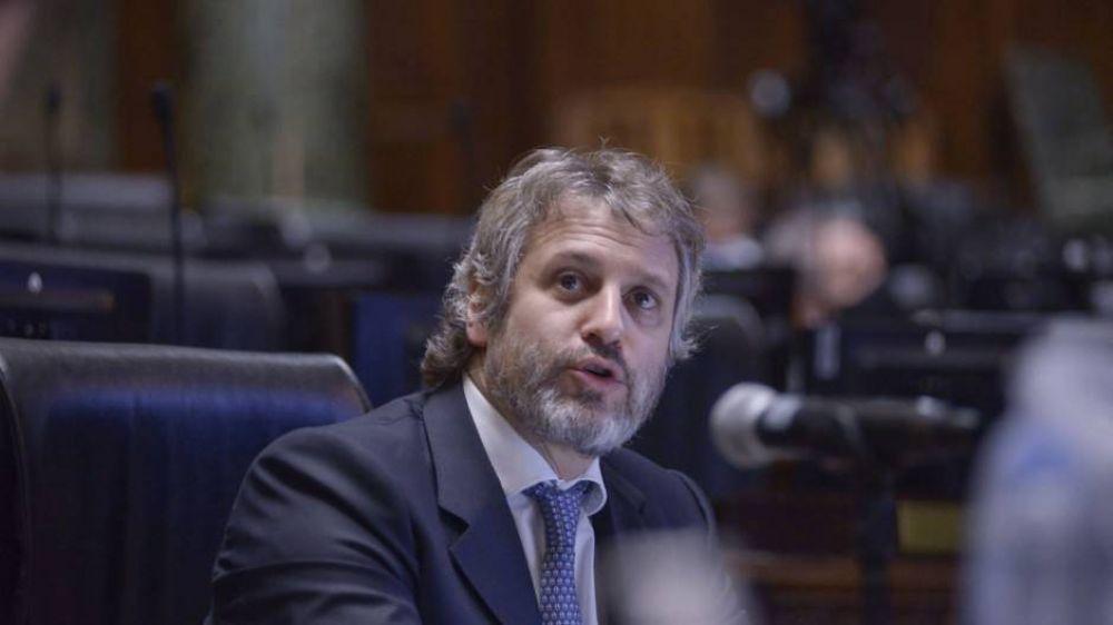 El oficialismo se abroqueló en el respaldo al jefe de gabinete de Larreta