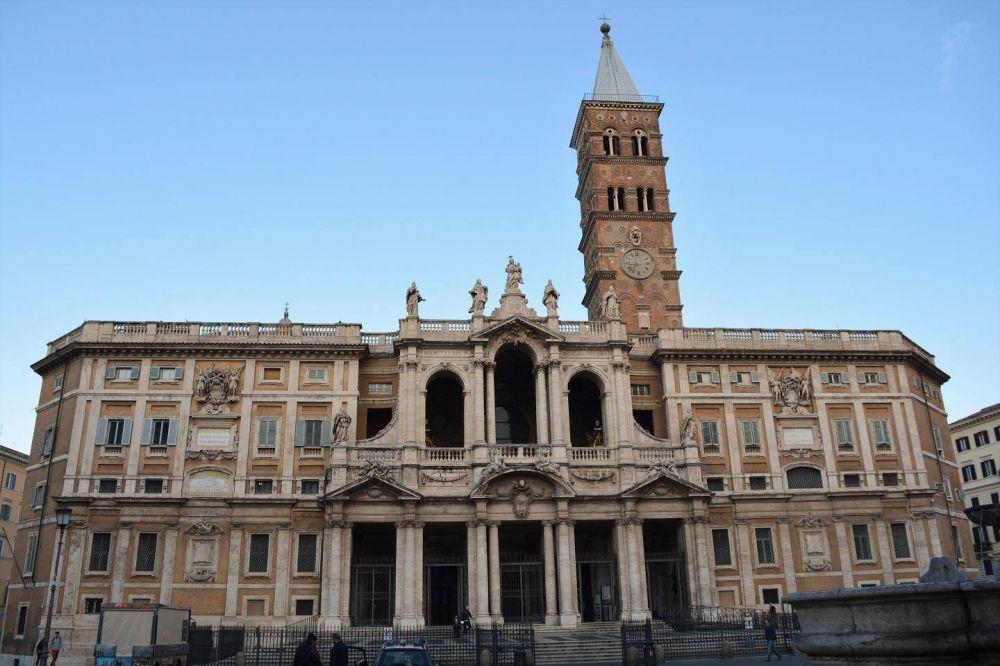 10 curiosidades de la Basílica Santa María la Mayor