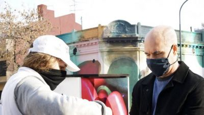 Larreta permite la objeción institucional de conciencia para contener a los antiabortistas