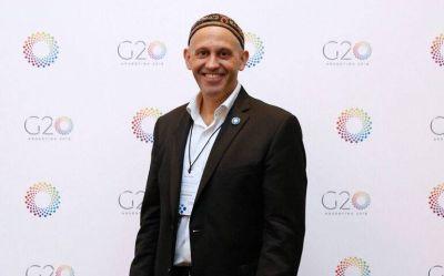 Rabino Sergio Bergman: «Bergoglio es mi mentor»