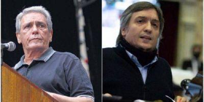 """La réplica de la CGT a Máximo Kirchner: """"Este muchacho no laburó en su vida y nos viene a decir cómo tenemos que manejarnos"""""""