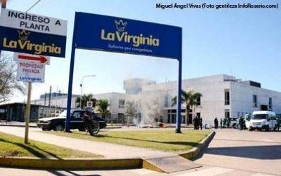 Reclamo del STIA-Rosario por casos de COVID 19 en la planta de La Virginia