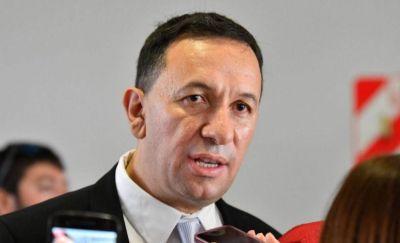 Maderna planea un encuentro con los intendentes del Virch para potenciar la producción regional