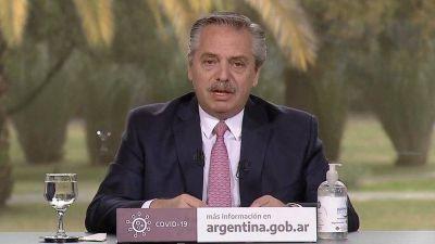 Alberto Fernández apuntó contra Rodríguez Larreta y dijo que en los hospitales porteños no hay lugar para los afiliados de PAMI