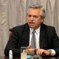 Alberto Fernández pone en marcha un ambicioso plan de obras para reactivar la economía
