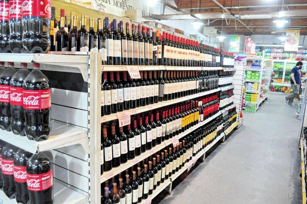 Bebidas y algunos panificados con aumentos los primeros días del mes