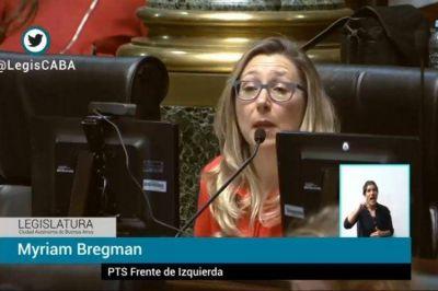 """Bregman: """"Miguel no explicó porque los policías porteños hicieron espionaje"""""""