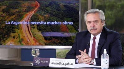 El Gobierno reactiva las obras públicas en cinco provincias