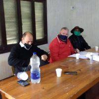 Construirán nuevas viviendas rurales del IPRODHA en Colonia Aurora