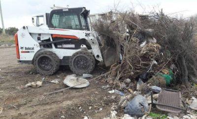 Minibasurales: Municipio erradicó más de 2.500 toneladas de residuos en lo que va del año