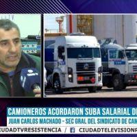 """Camioneros logró una suba salarial del 30%: """"Es muy importante para los trabajadores"""""""