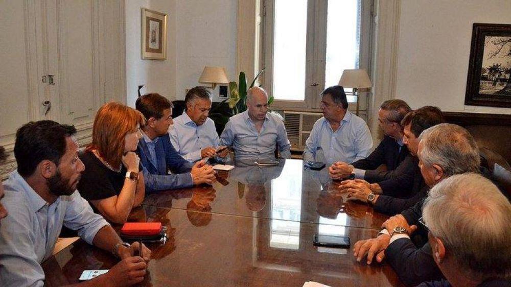 La oposición se mostró unida detrás del rechazo a la reforma judicial pero no pudo evitar las diferencias internas