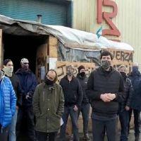 Trabajadores de Textil Río Grande realizan colecta