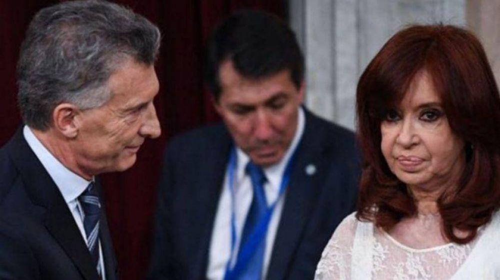 Cristina Kirchner, furiosa en Twitter:
