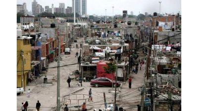 El Gobierno lanzó un plan de obras y empleo en barrios populares