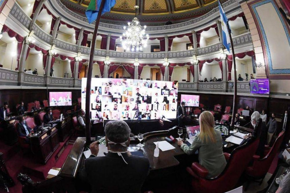 Kicillof ya puede tomar deuda: Senado, Diputados y la satisfacción del deber cumplido