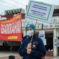 Hospital Garrahan: piden protección tras detectar más de 200 médicos contagiados