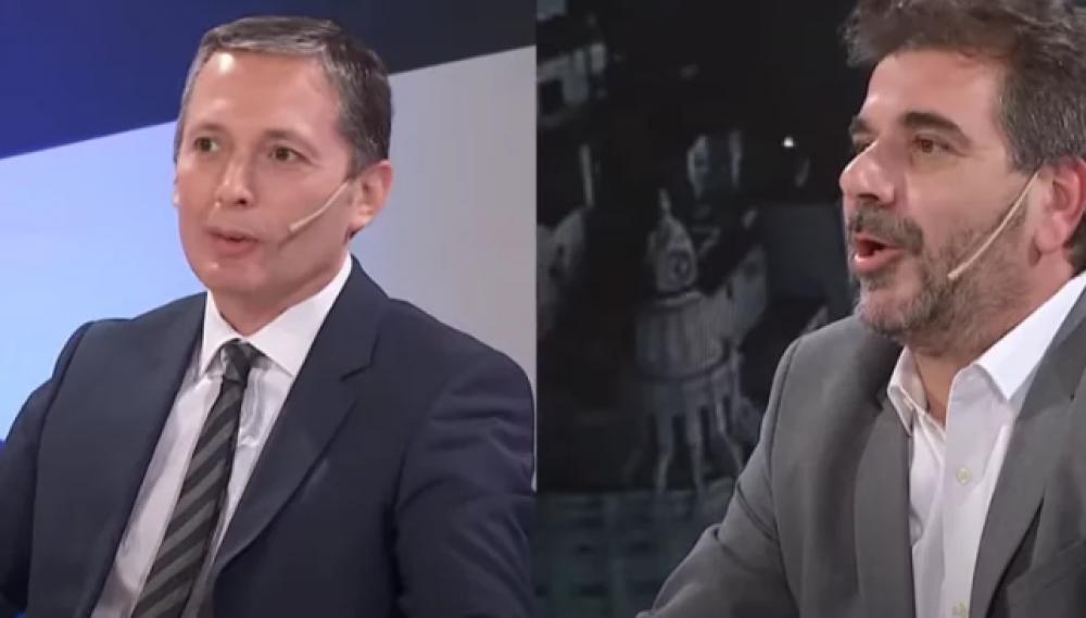TN: Fernando Gray dejó en ridículo a Cristian Ritondo en cámara