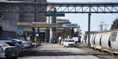 """Aceiteros teme que los trabajadores de Vicentin """"queden en la calle"""" y avisan: """"Vamos a bloquear la fábrica"""" si eso ocurre"""