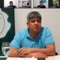 La Juventud Sindical y Pablo Moyano pidieron por la unidad del movimiento obrero
