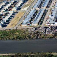 Ensenada se queja por la basura que le llega desde La Plata a través del arroyo El Gato