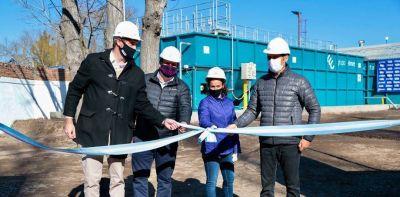 Nueva planta de tratamiento de efluentes cloacales para el oeste de Neuquén