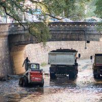 Limpieza de La Cañada: casi 140 toneladas de basura