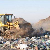 Ejecutaron un megaoperativo integral de erradicación de basurales en la zona sur