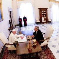 Alberto Fernández habló con el Papa Francisco y agradeció su apoyo en la negociación con los bonistas de Wall Street
