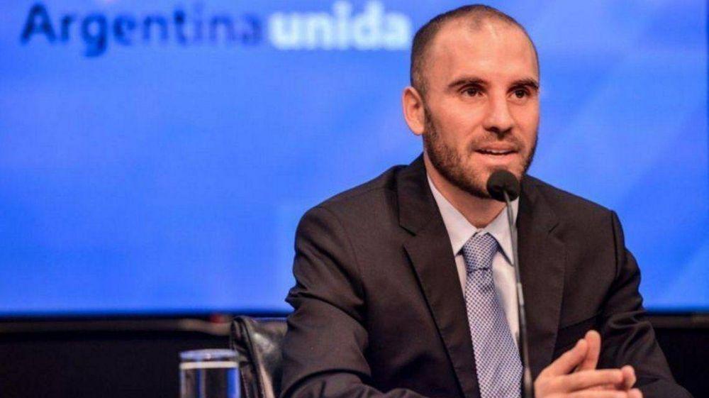 Los cinco objetivos de Martín Guzmán para la economía en la pospandemia