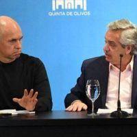 Cuarentena: Nación le habilitó a Rodríguez Larreta activar la fase 2 para continuar la flexibilización