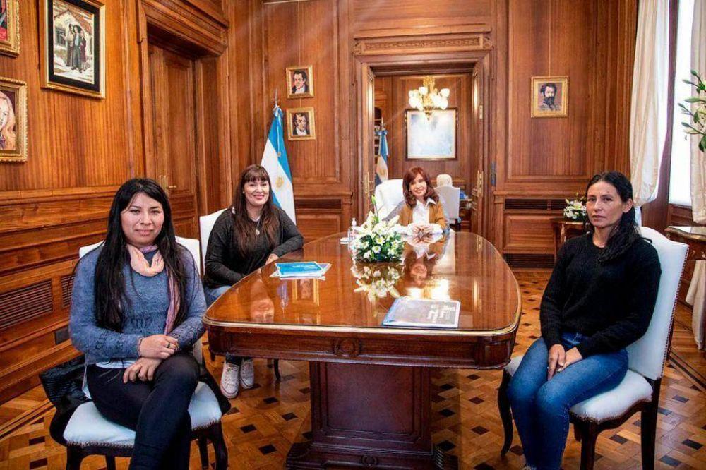 Cristina Kirchner también trabaja en la pospandemia
