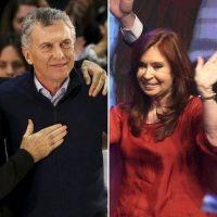 Primera duda electoral: si el duelo de 2021 será entre Mauricio Macri y Cristina Kirchner o entre Alberto Fernández y Horacio Rodríguez Larreta
