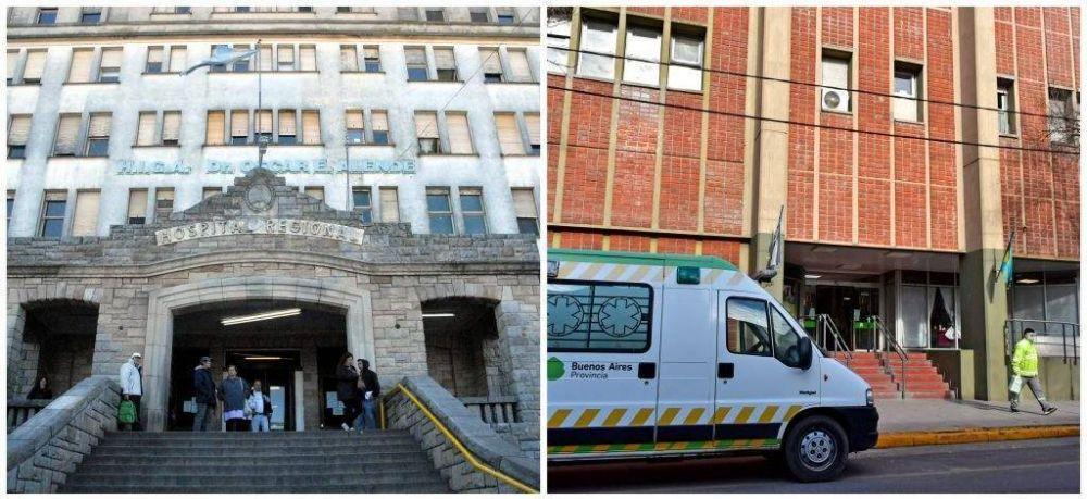 Covid: casi 200 trabajadores de salud se infectaron y la atención se resiente