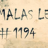Malas lenguas 1194
