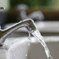 Normalizaron el servicio de agua potable