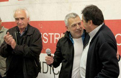 Moroni reconoció al Sitraic para percibir la cuota sindical y potenció su crecimiento