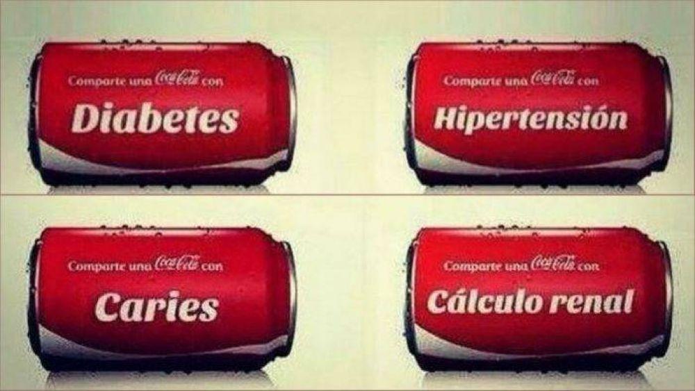 Coca-Cola financió red de científicos para negar daños a la salud por sus bebidas