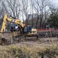 El gobierno porteño reconoció que la obra en las tierras de IRSA es ilegal