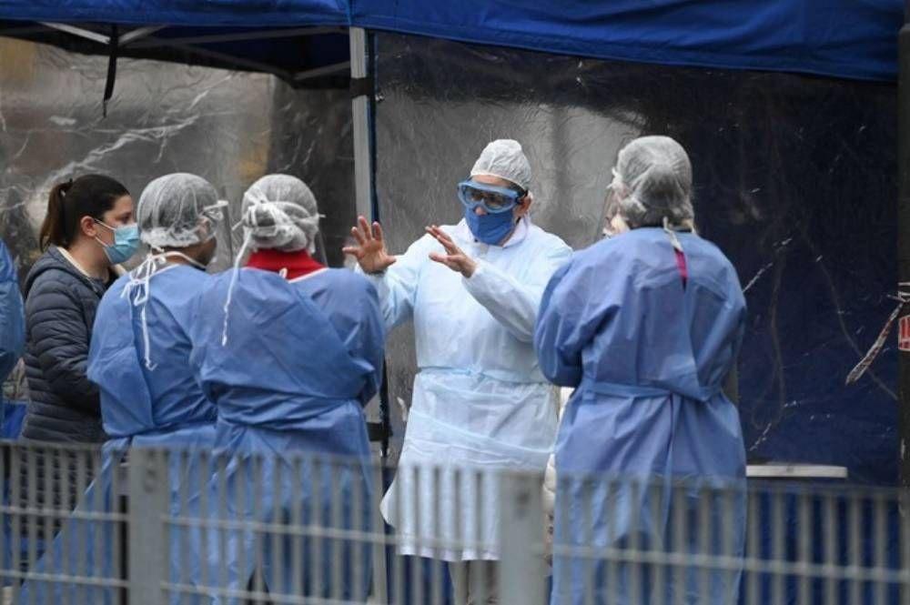 """Coronavirus: para Fernán Quirós """"es cuestión de pocas semanas"""" para que la curva de contagios empiece a bajar"""