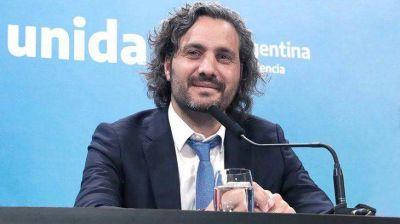 Cafiero confirmó que las jubilaciones aumentarán en septiembre