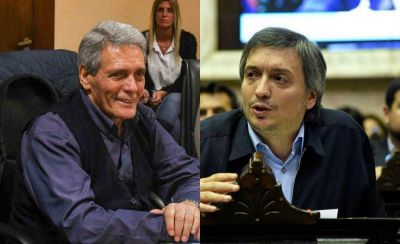 La CGT y Máximo Kirchner liman asperezas con Massa como intermediario