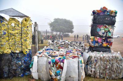 Reabrió la Estación de Transferencia de Residuos Sólidos y Urbanos