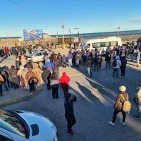 Trabajadores del SUPA desalojan a manifestantes del STIA e interviene la policía
